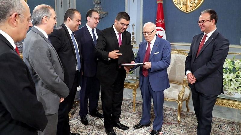 السبسي - نداء تونس