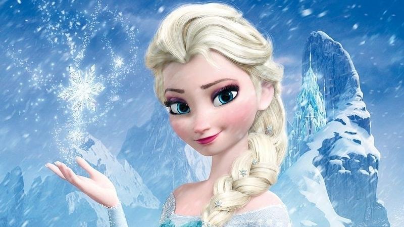 أميرة الثلج