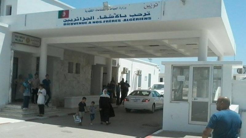 ارتفاع في عدد السياح الجزائريين بمعابر جندوبة بنسبة تفوق الـ 50 %