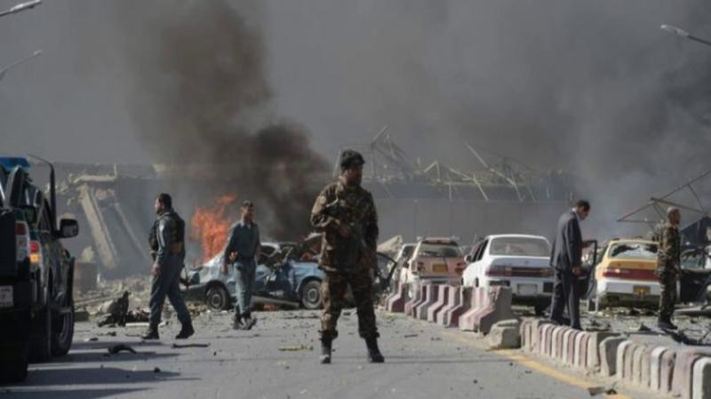 تفجير بكابول