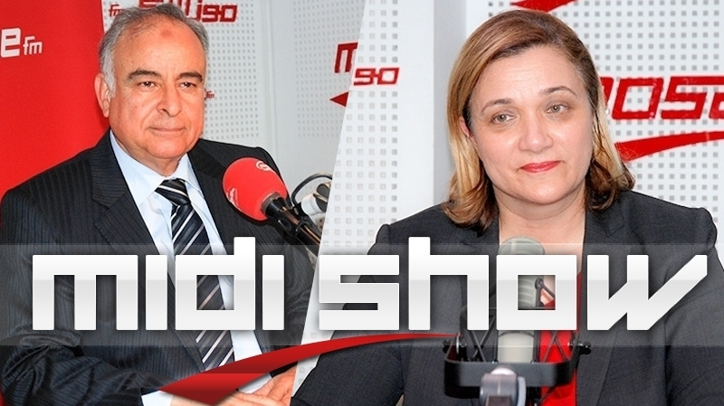 عز الدين سعيدان-ليلى الشتاوي