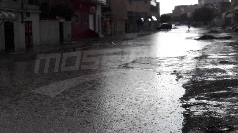 قفصة : نزول كميات هامة من الأمطار