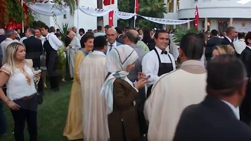 احتفالات بالبرلمان
