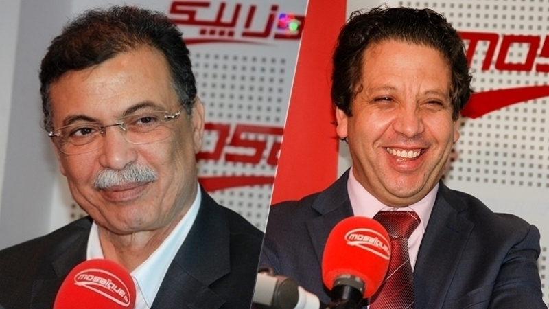 بوعلي المباركي -خالد الكريشي