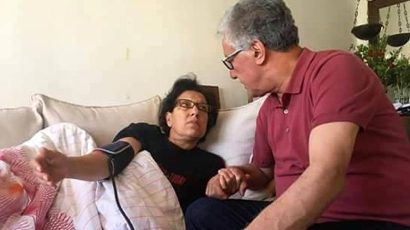 منية بن جميع: السبسي دعا راضية النصراوي إلى وقف إضراب الجوع