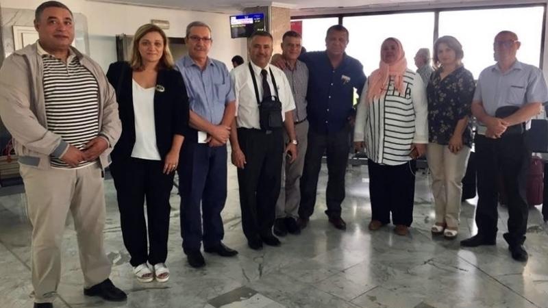 زيارة الوفد النيابي لسوريا:لقاء بالمخابرات ومحادثات مع معتقلين تونسيين