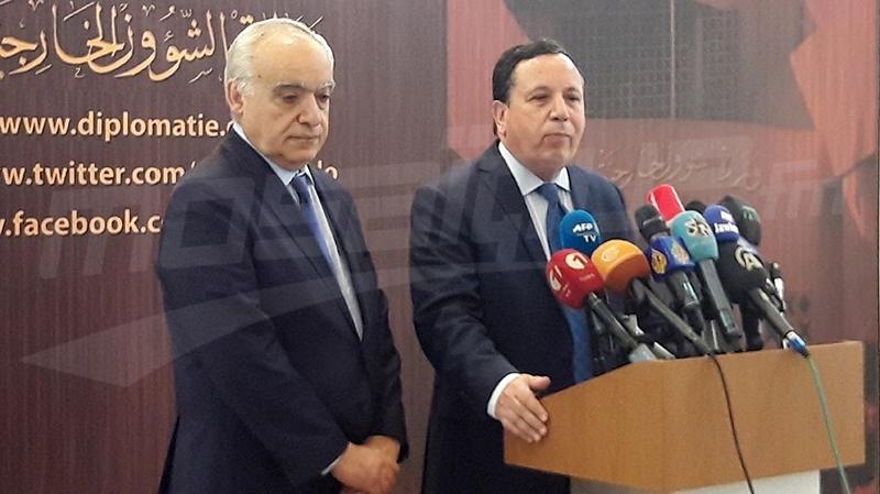 غسان سلامة:الأمم المتحدة تدعم اجراء انتخابات في ليبيا اذا توفرت شروطها