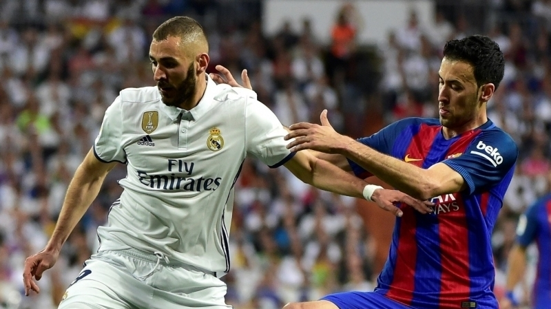 ريال مدريد-برشلونة