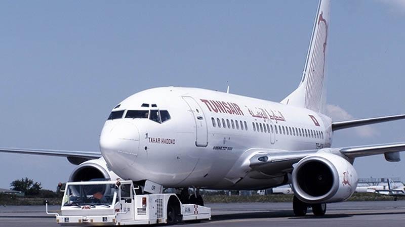 وصول رحلة الخطوط التونسية 725 إلى تونس بعد هبوط اضطراري في نيس