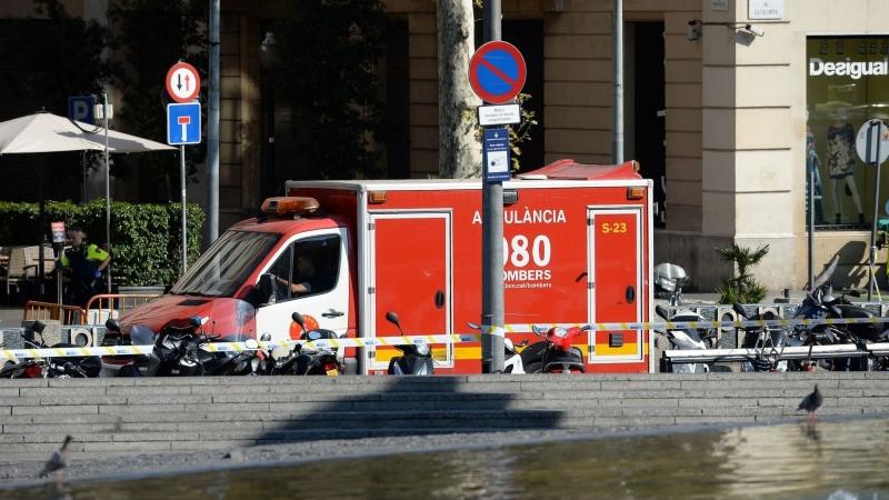 إسبانيا : عشرات الجرحى في عملية دهس ببرشلونة