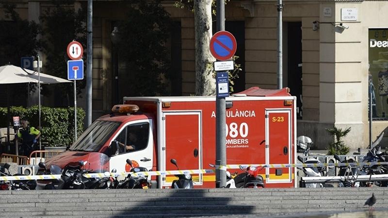 تنظيم داعش الإرهابي يعلن مسؤوليته عن هجوم برشلونة
