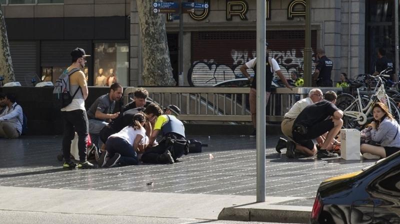 هجمات برشلونة: الشرطة الإسبانية لا تستبعد فرار مشتبه به إلى فرنسا