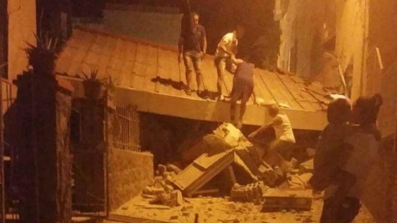 ايطاليا: زلزال يهز جزيرة قبالة ساحل نابولي