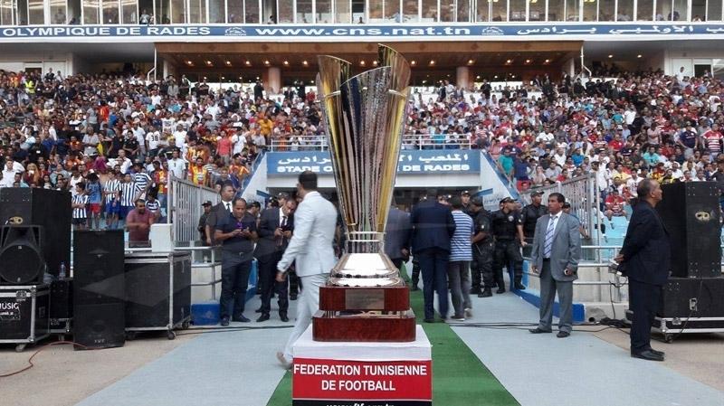 التلفزة الوطنية تحتكر بث كأس تونس