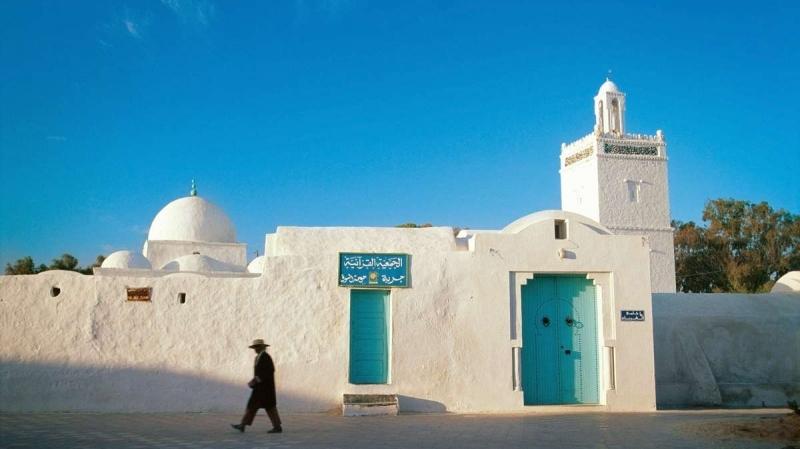 خبير من اليونسكو في جربة تمهيدا لطلب إدراج الجزيرة ضمن التراث العالمي