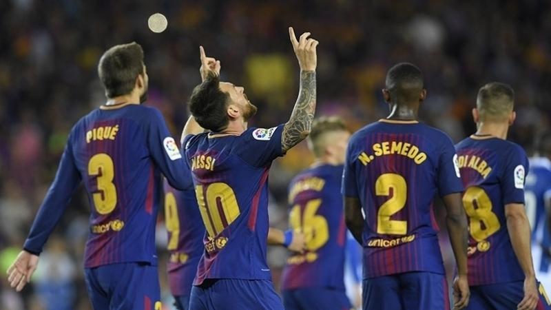 نادي برشلونة-ميسي