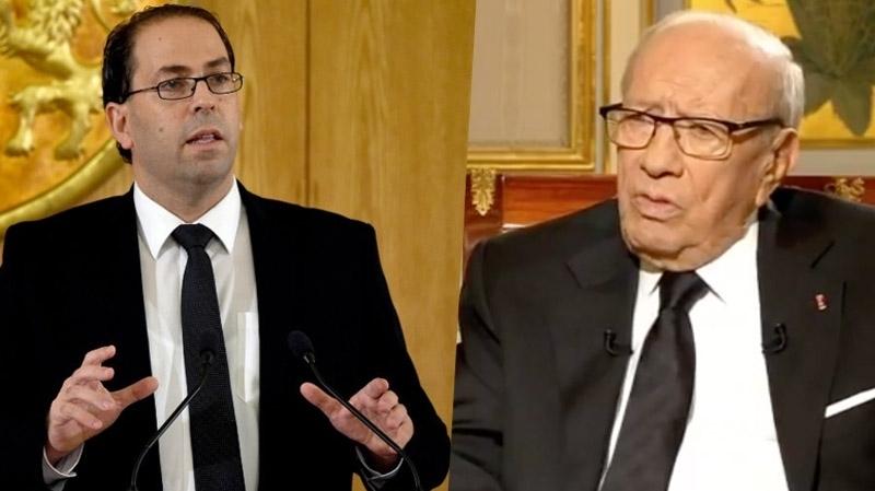 السبسي:رئيس الحكومة مسؤول عن التحويرالوزاري  ولا مانع من تقديم النصيحة