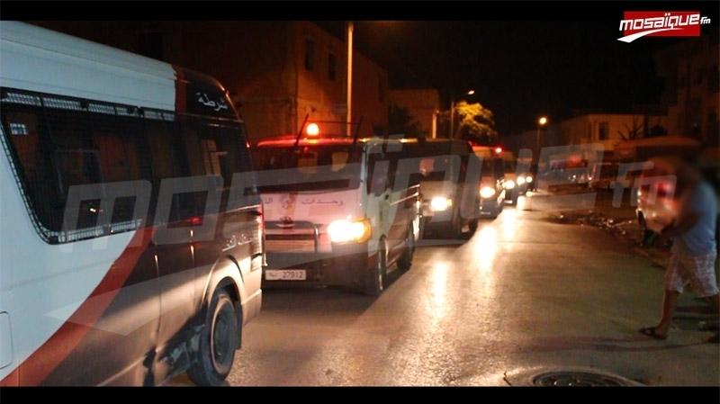 أريانة: ايقاف 30 شخصا خلال حملة أمنية