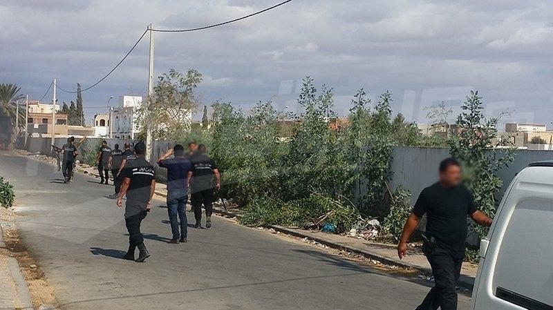 فضّ اعتصام أمام مصنع ''السياب'': مصدر أمني يوضّح