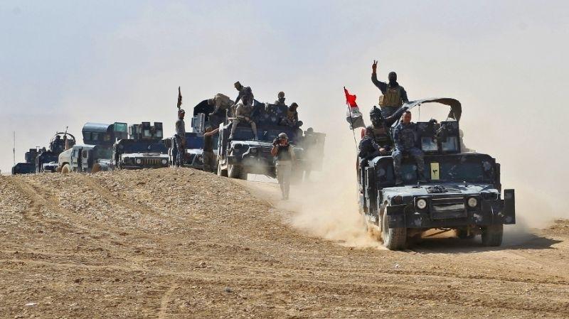 العراق: انطلاق عملية عسكرية لاستعادة الحويجة