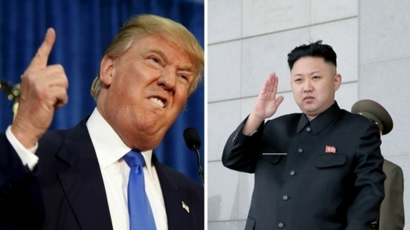ترامب-زعيم كوريا