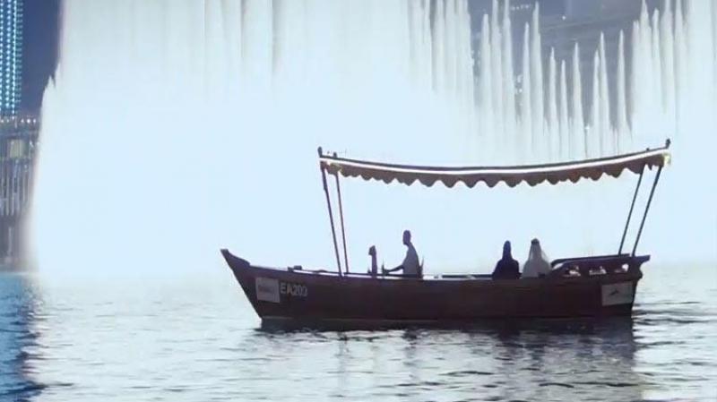 مشروع دبي