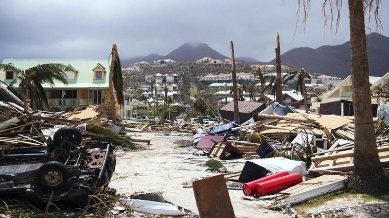 اعصار ايرما