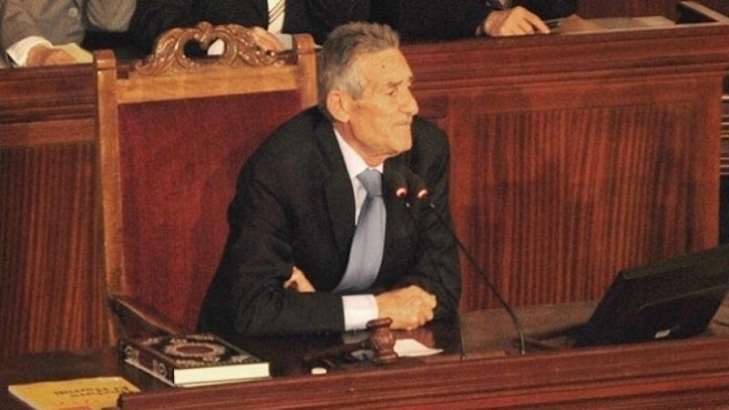 وفاة النائب السابق بالمجلس الوطني التأسيسي الطاهر هميلة