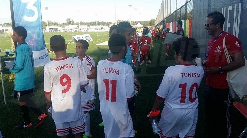 كأس دانون للأمم: تونس تنهي مشاركتها في المرتبة 14