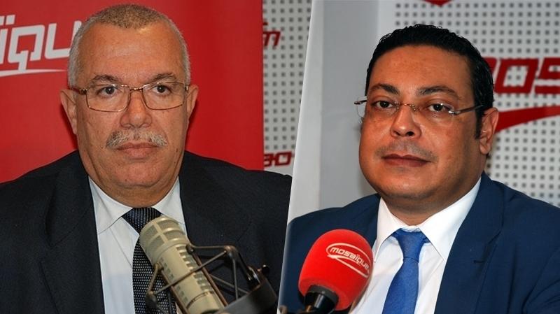 نور الدين البحيري-وليد بن صالح