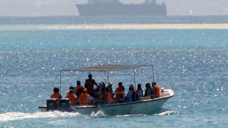 إحباط عملية اجتياز للحدود البحرية خلسة وإنقاذ 54 مجتازا من الغرق