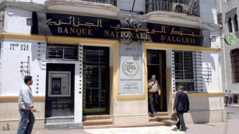 البنك الوطني الجزائري