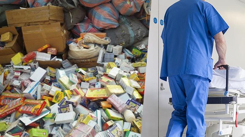 سليانة: حجز 'كميات هامة من الأدوية بمنزل أحد أعوان المستشفى الجهوي