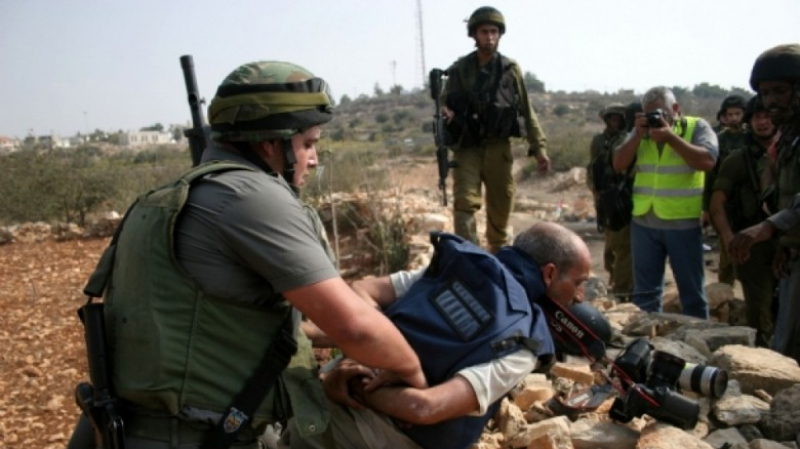جيش الاحتلال-فلسطين