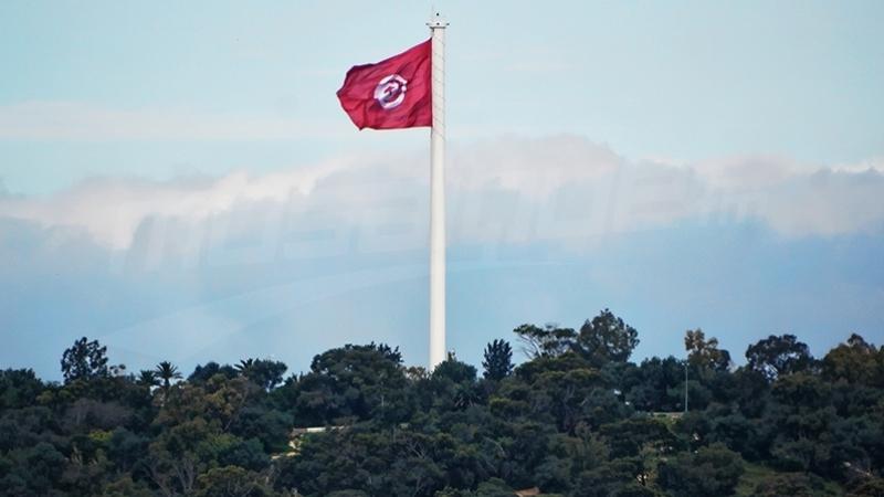 العلم التونسي