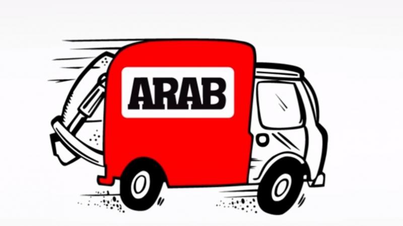 شعار شركة سويدية لجمع القمامة شعارها  يثير سخط الجالية العربية