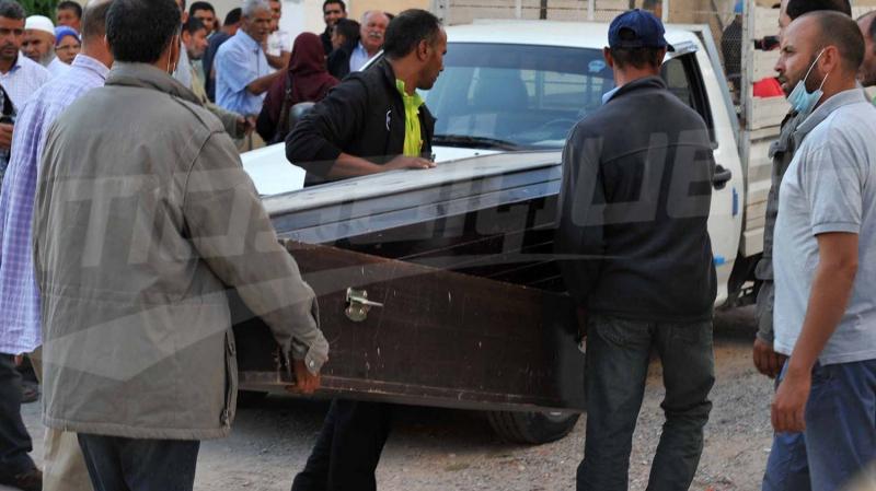 غرق مركب مهاجرين سريين: التعرف على هويات جميع الجثث بإستثناء واحدة