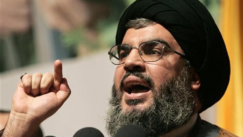 نصرالله: استقالة الحريري ''قرار سعودي أملي عليه''