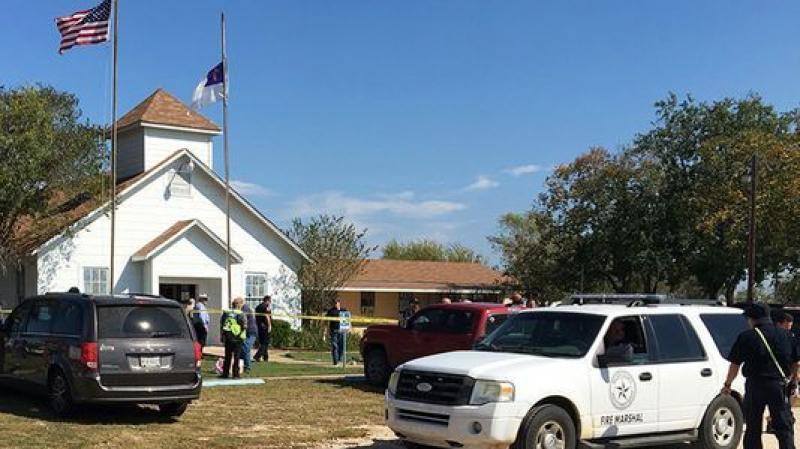 الولايات المتحدة: قتلى في إطلاق نار داخل كنيسة بتكساس