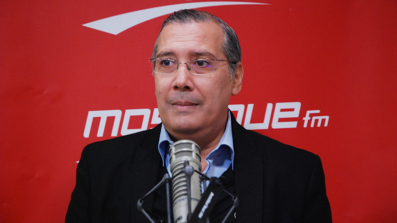 برهان بسيس: النداء لم يضغط على اياد الدهماني للإستقالة من الجمهوري