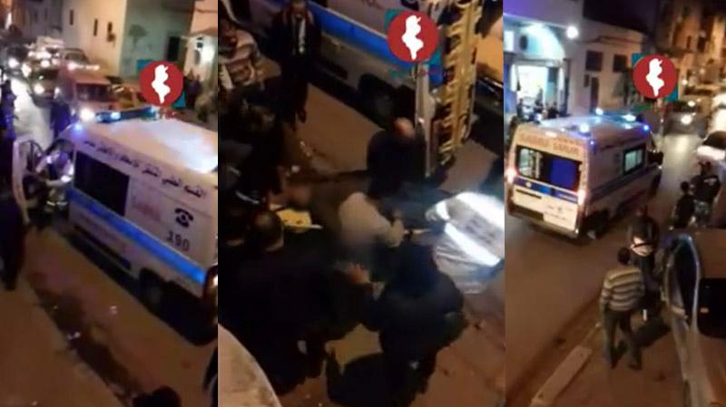 باب جديد: مقتل كهل على يد عشريني وايقاف الجاني بحي هلال