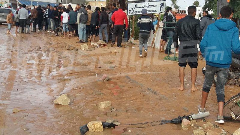 ضحايا بسبب الأمطار في الجنوب.. والبنية التحتية تسقط مجددا في الإختبار
