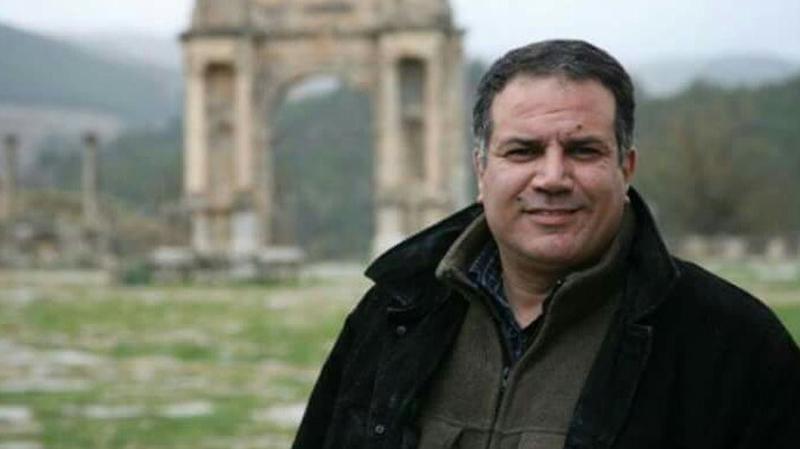 صحفي جزائري