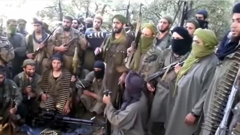 ارهابيون