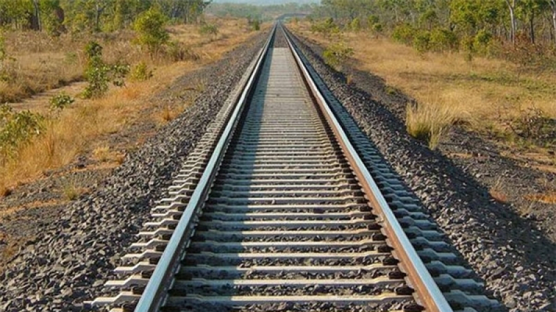 خط قطار