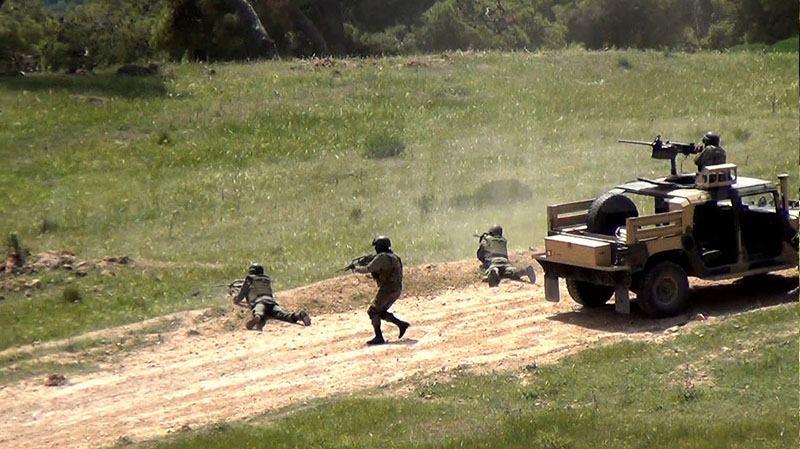 القصرين: هوية الإرهابي الذي تم القضاء عليه في اشتباكات أمس