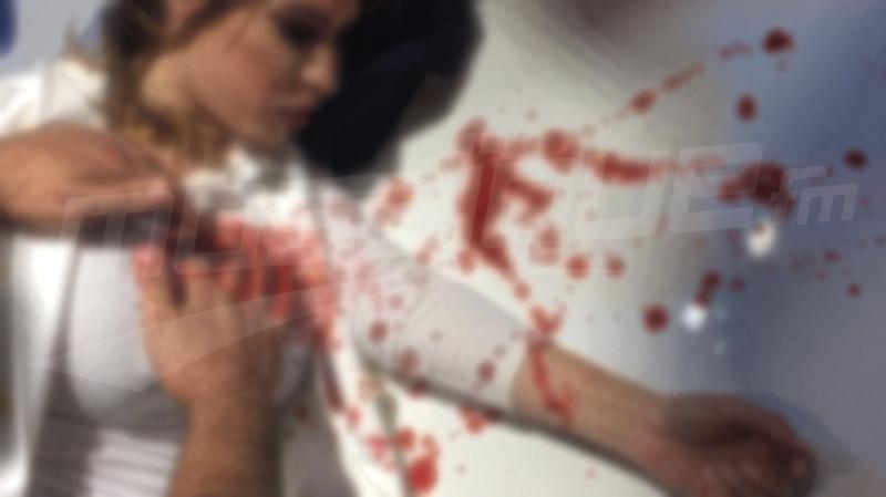 مريم الدباغ تتعرض لإصابة خطيرة ووقف تصوير برنامج L'Emission