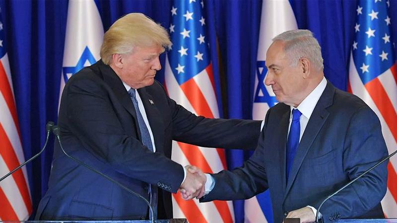 نتنياهو : 'أشكر ترامب وهي خطوة مهمة نحو السلام في المنطقة..'