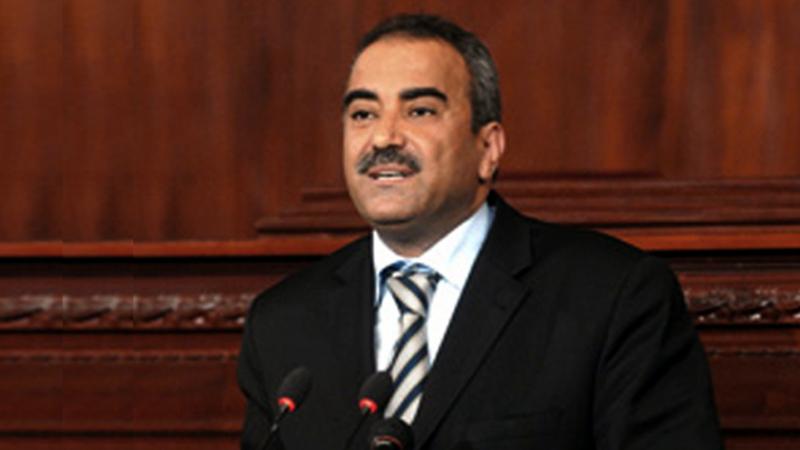 وزير المالية رضا شلغوم