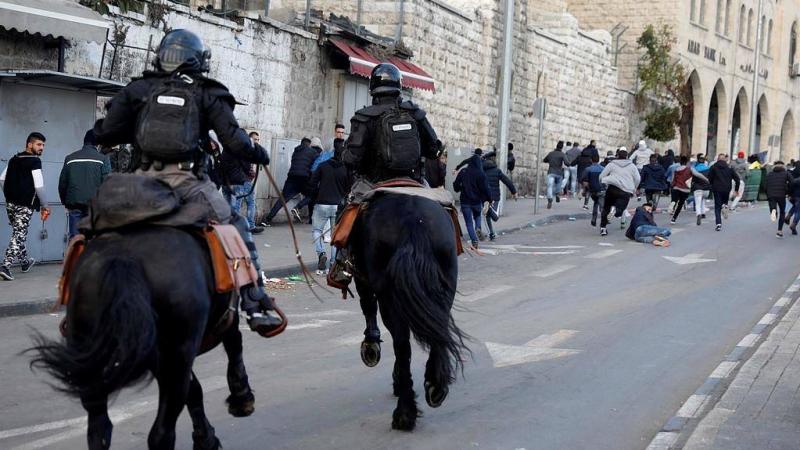 إصابات فلسطين